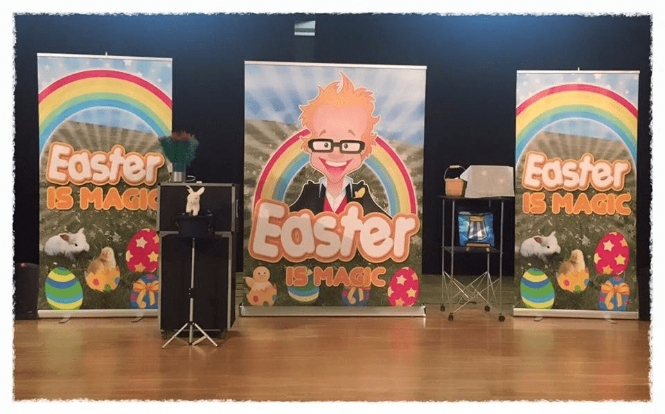 Easter is Magic